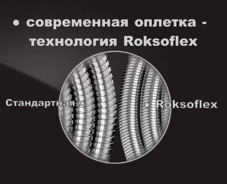 Шланг для душа 150-190 см roksoflex Elghansa SH019-New