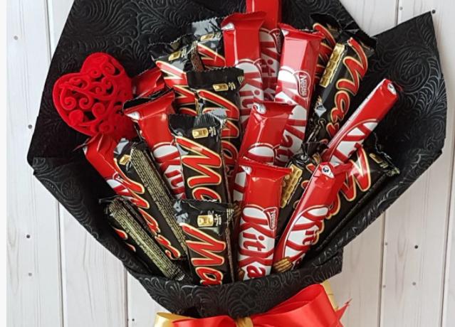 """Букет """"Шоколадный рай"""""""