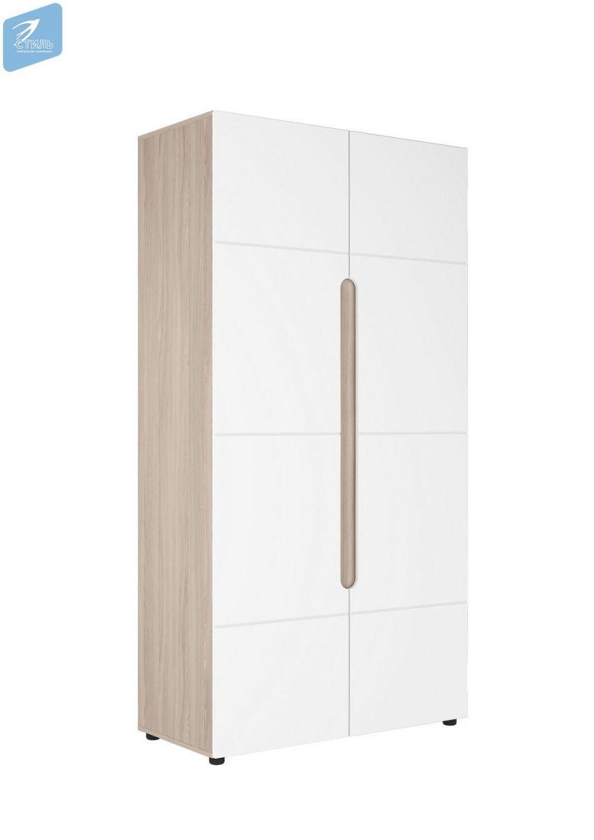 Шкаф 2-х створчатый Палермо-3 ШК-010