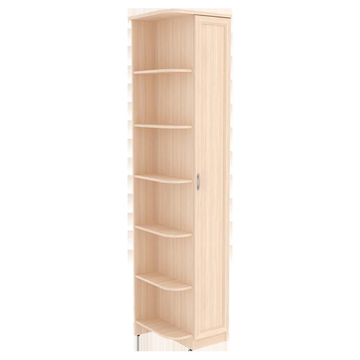 Шкаф-стеллаж арт. 108 (молочный дуб)