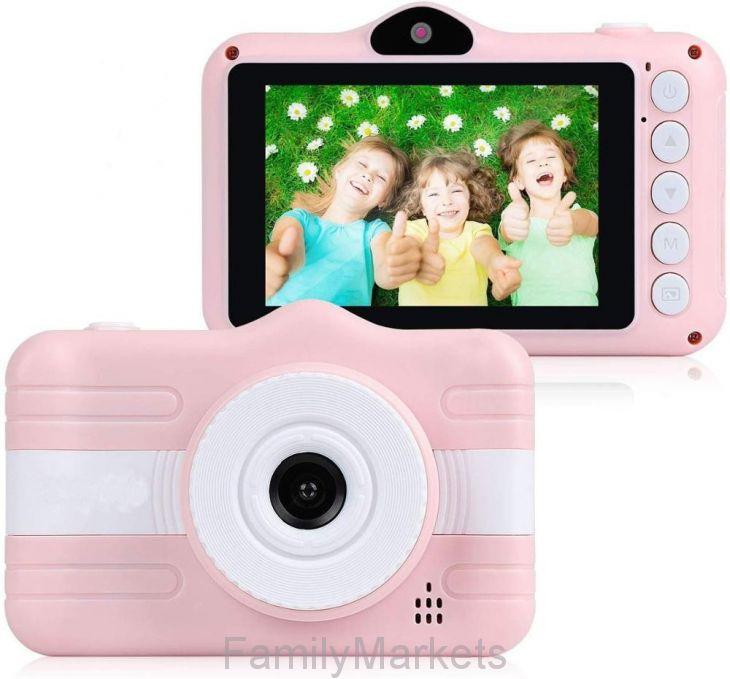 Детский цифровой фотоаппарат Cartoon Digital Camera