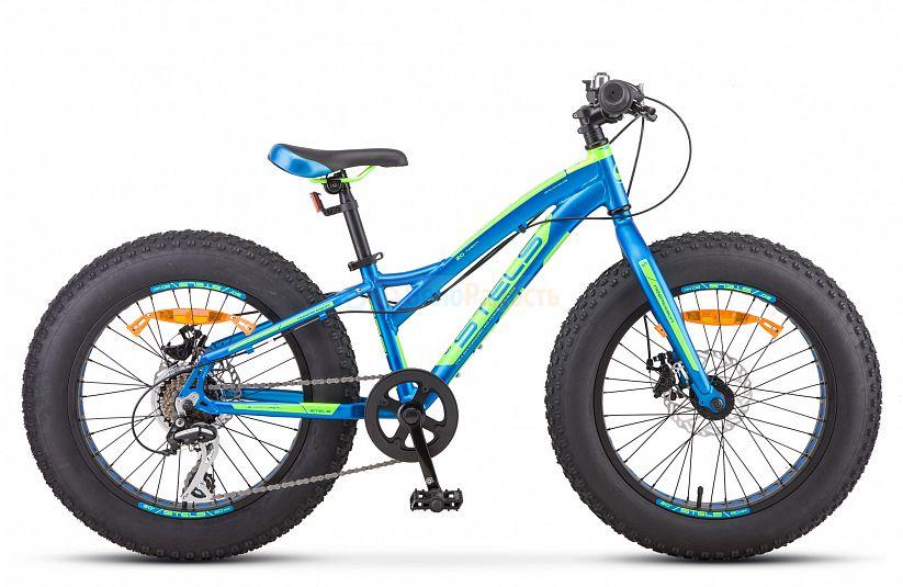 Велосипед детский Stels Aggressor MD 20 V010 (2021)