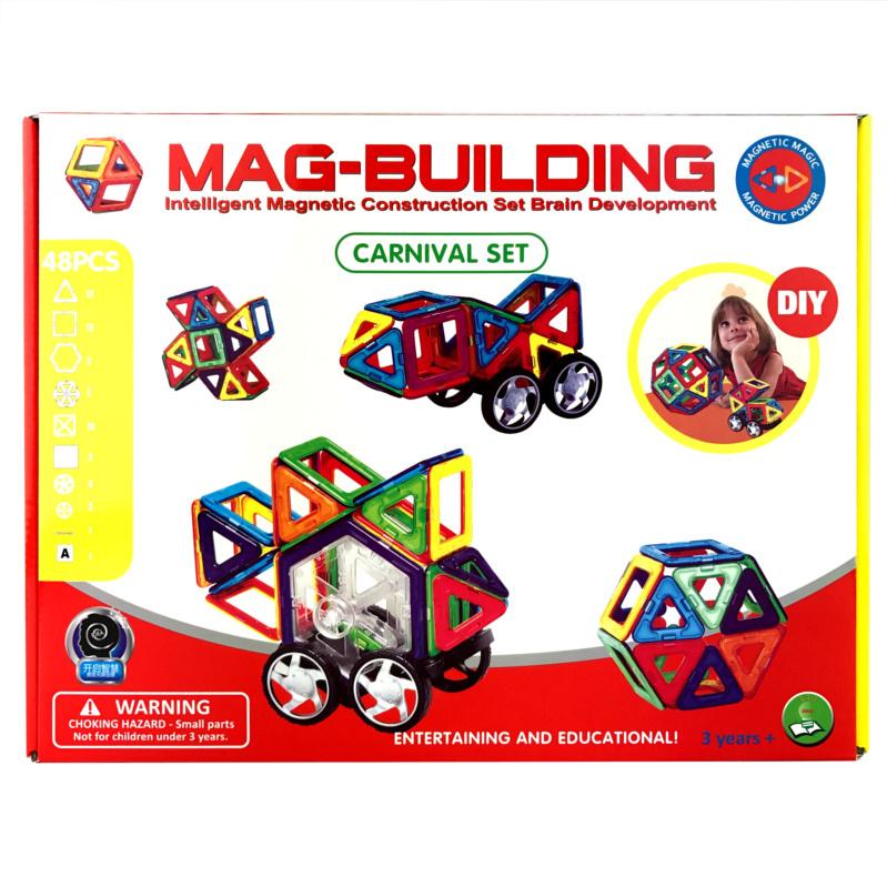 Mag-building profi 48 деталей