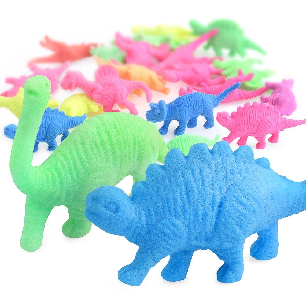 Фигурка, растущаяв воде Динозавры