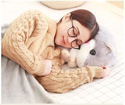 Подушка-игрушка с пледом  3 в1