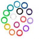 Набор пластика для 3D ручки 10 м, 15 цветов