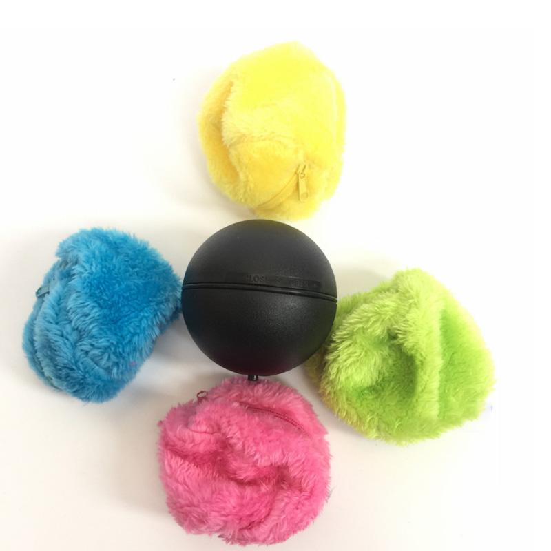 Мячик-пылесос Mocoro