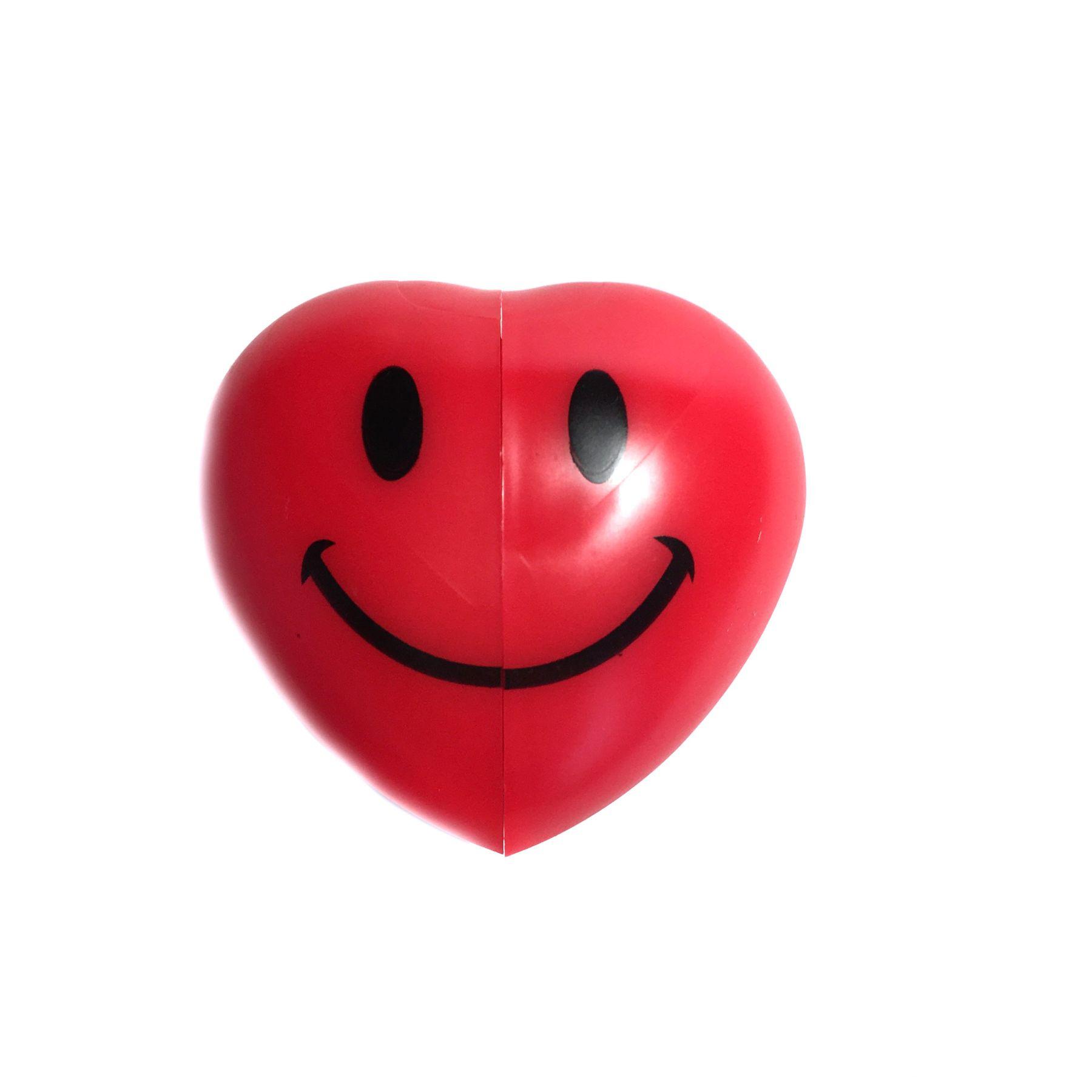 Держатель для зубной щетки  в форме сердца