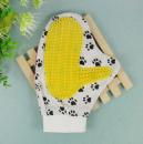 Двусторонняя рукавица для вычёсывания шерсти животных Pet Toy