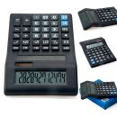 Бухгалтерский настольный 12-разрядный калькулятор с двойным дисплеем  Kaerda CT-8122
