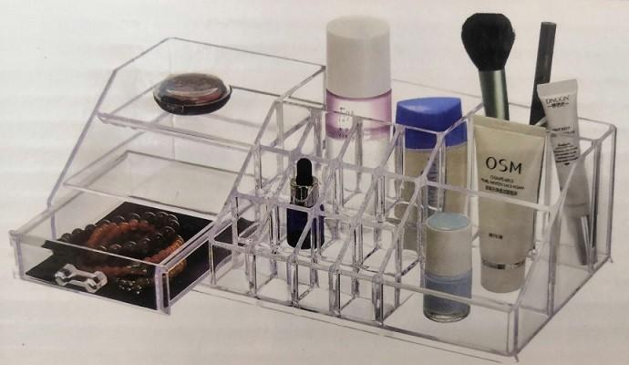 Акриловый органайзер для косметики Multi-Functional Storage Box QFY-3133
