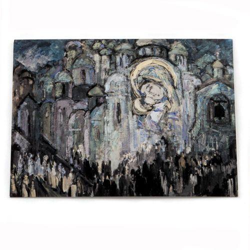 Эскизы декораций к операм Римского-Корсакова