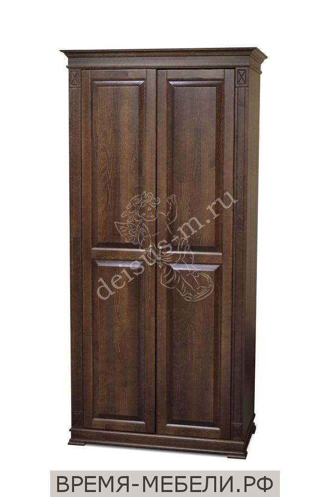 Шкаф двухстворчатый Верди-М 1