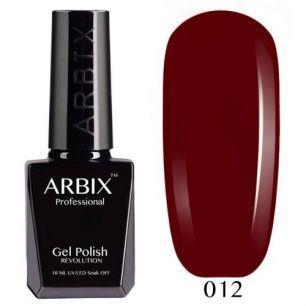 Гель лак  ARBIX № 12