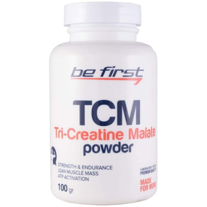 Be First - Tri-Creatine Malate Powder