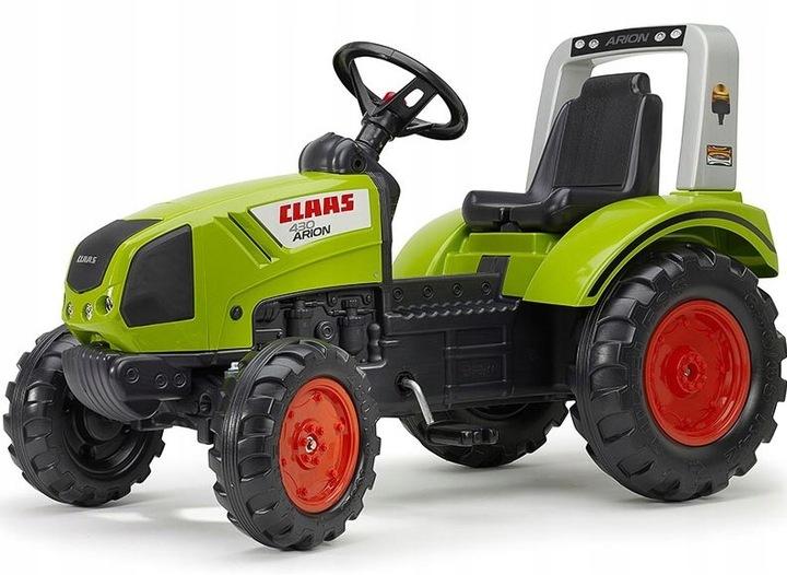 Трактор педальный