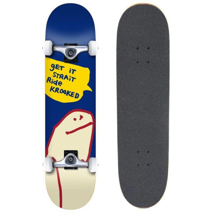 Комплект скейтборд KROOKED CMPLT OG SHMOO