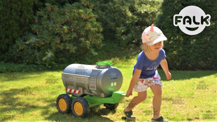 Автоцистерна для воды детская