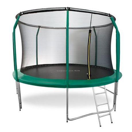 Батут Oxygen Fitness Premium 10 ft inside (Dark green)