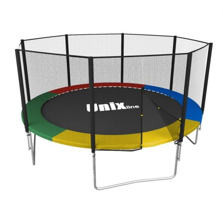 Батут UNIX line Simple 10 ft Color (outside)