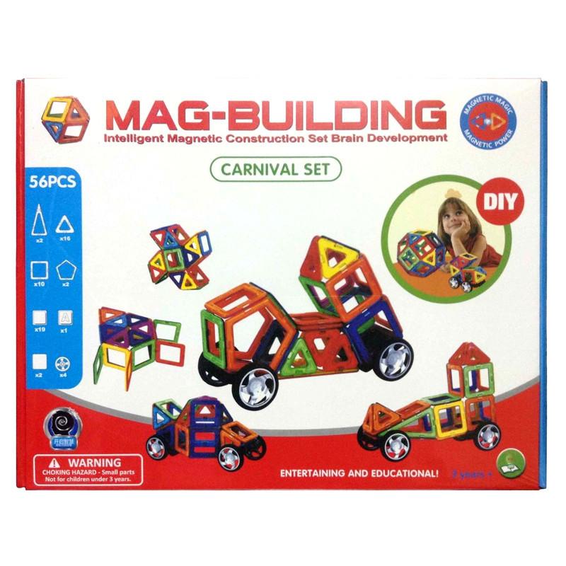 Mag-building 56 деталей