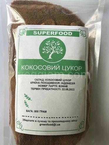 Кокосовый сахар Индонезия,1000 грамм