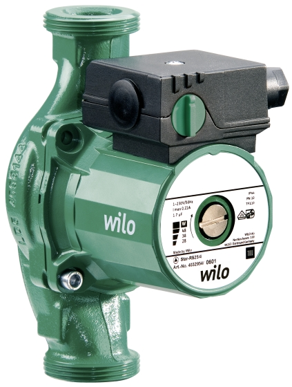 Wilo Star-RS 15/6-130