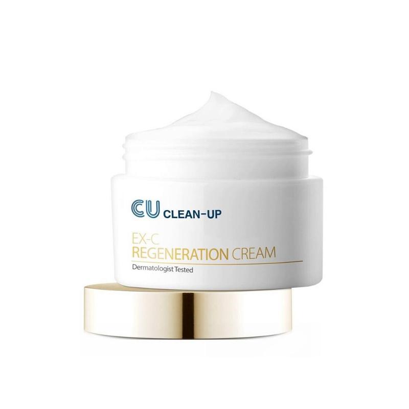 Регенерирующий крем для чувствительной кожи EX-C Regeneration Cream 30 мл