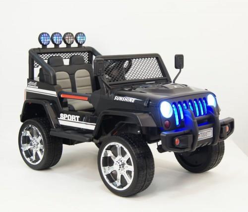 Детский электромобиль T008TT (4х4)