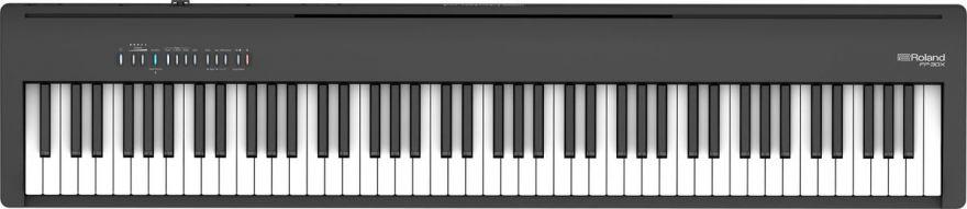 ROLAND FP-30X-BK Цифровое пианино