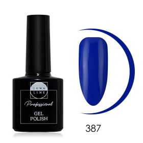 Гель-лак LunaLine 387 — кобальт синий