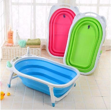 Ванна детская складная Folding Baby Bathtub