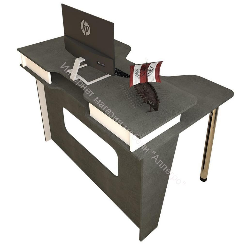Стол для геймера Мебелеф-16