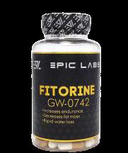 Epic Labs GW-0742 FITORINE 90 Caps