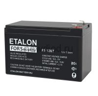 Аккумулятор ETALON FS 1207 (12В/7Ач)