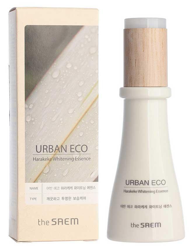 Эссенция осветляющая с экстрактом новозеландского льна Urban Eco Harakeke Whitening Essence 55мл