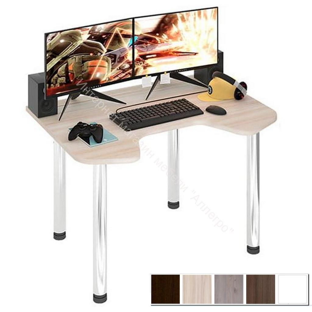 Компьютерный стол Домино lite СКЛ-Игр120МО