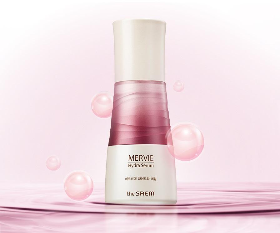 Mervie Сыворотка для лица увлажняющая Mervie Hydra Serum 50мл