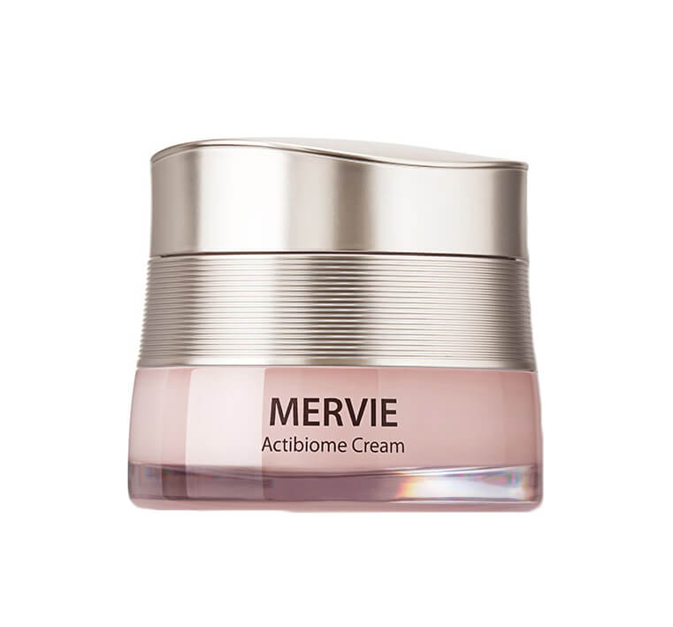 MervieA Крем для лица Mervie Actibiome Cream 50мл