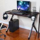 Компьютерный стол Eureka R1-S с RGB подсветкой