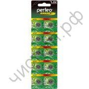 Perfeo G05 LR754/10BL 393A Alkaline Cell
