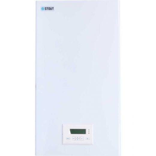 STOUT котел электрический 9 кВт (рекомендуется доп-но выписать 23942 Навесная планка)