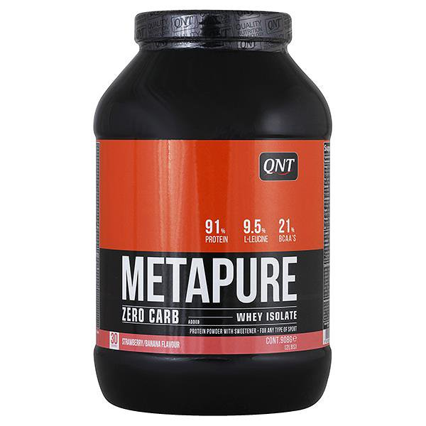 Metapure Zero Carb от QNT 908 гр