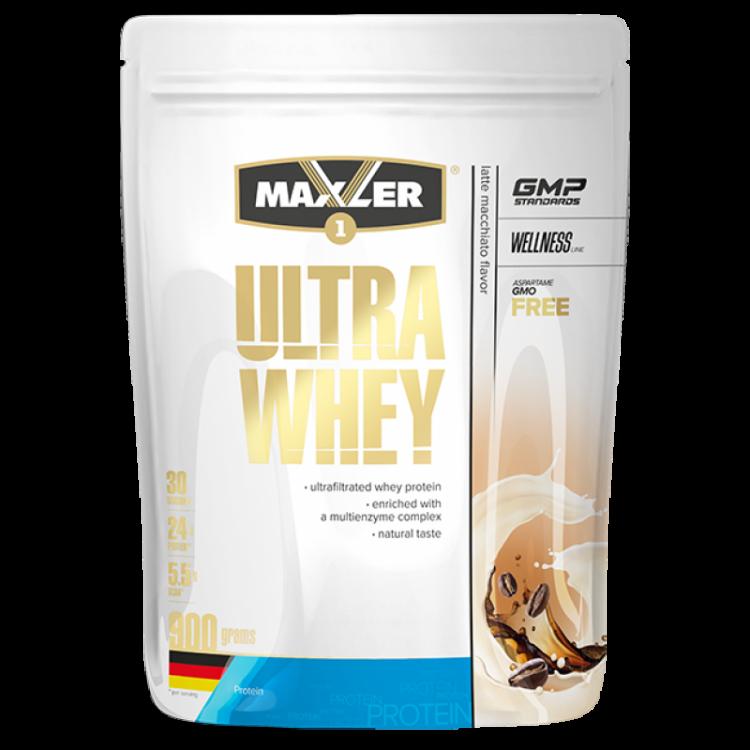 Ultra Whey от Maxler 900 гр