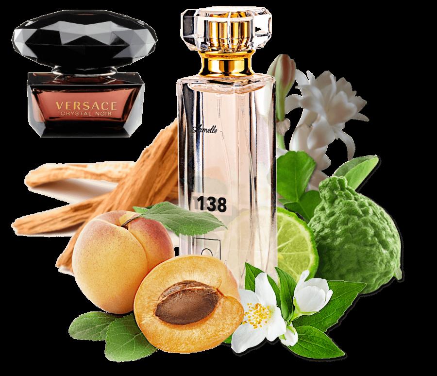 Аромат № 138 Направление: Versace Crystal Noir 50 ml.