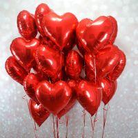Фольгированные шары сердце