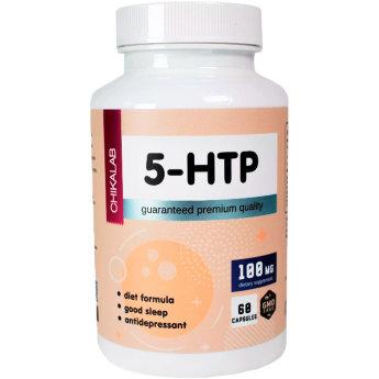 Chikalab 5-HTP 100 мг 60 капс