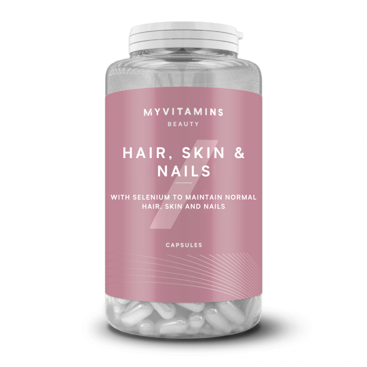 MyVitamins Hair, skin & nails 60 caps