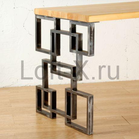 """Опора стола - """"Геометрическая абстракция"""""""