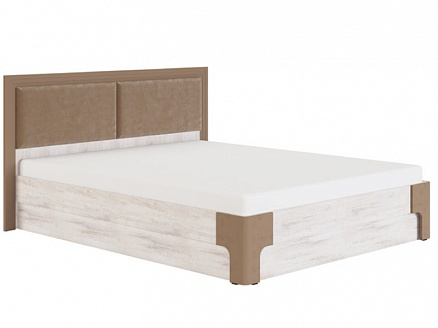 Family Кровать с мягкой спинкой с подъёмным механизмом от 1400 до 1800